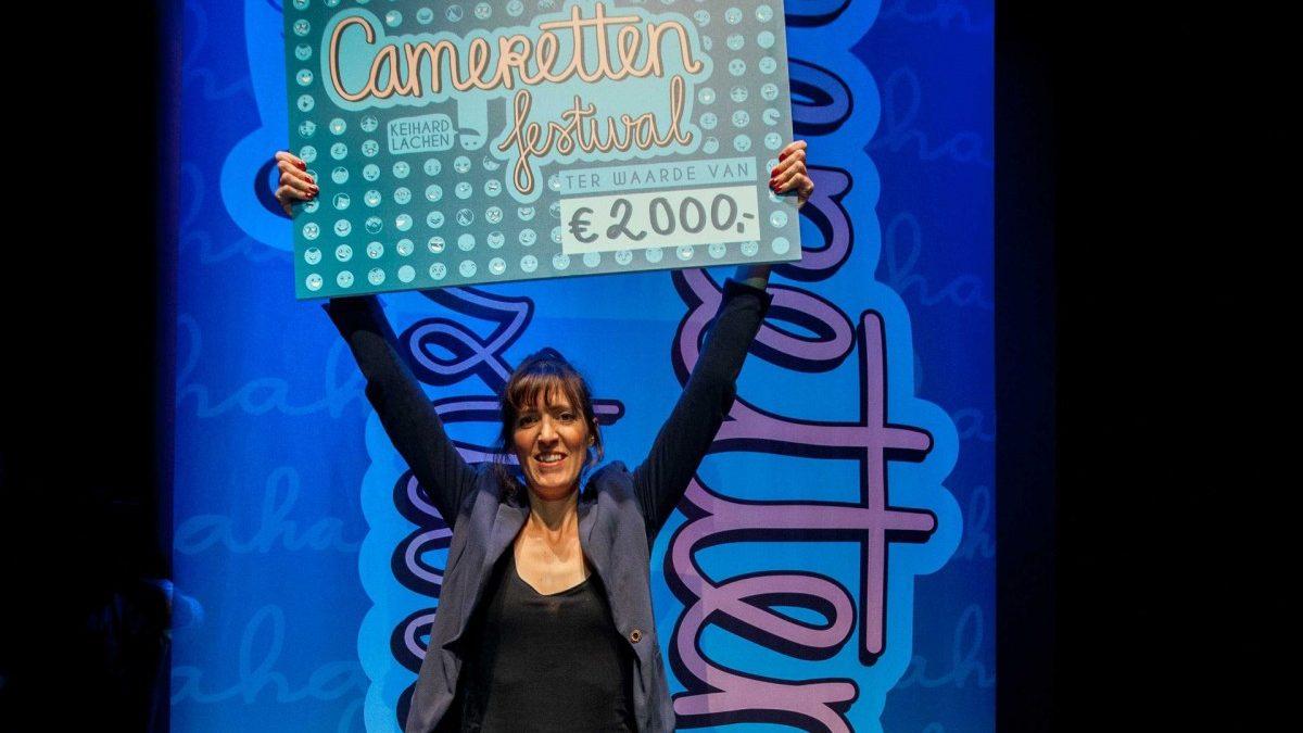 Janneke de Bijl wint jury- en publieksprijs Cameretten 2017